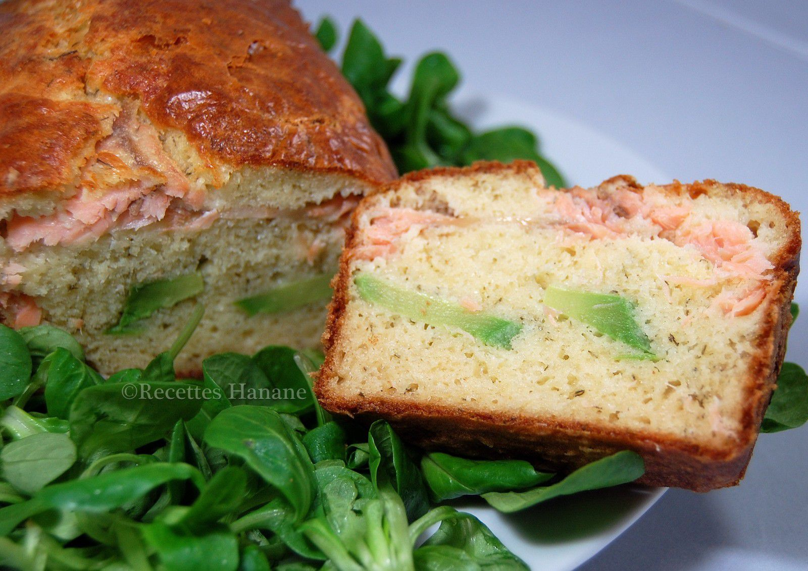 Cake Saumon De Sophie