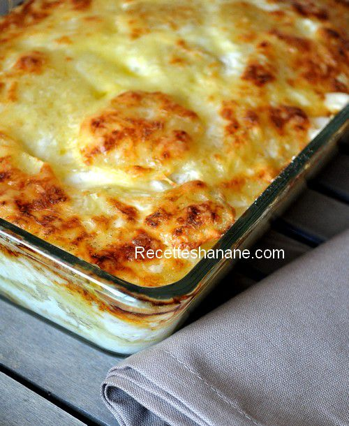gratin de pommes de terre au fromage recettes by hanane. Black Bedroom Furniture Sets. Home Design Ideas