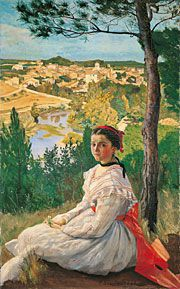 image fabre bazille