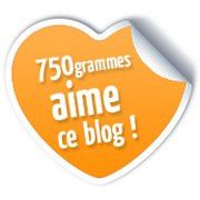 Logo 750 Grammes aime ce blog-Orange-180