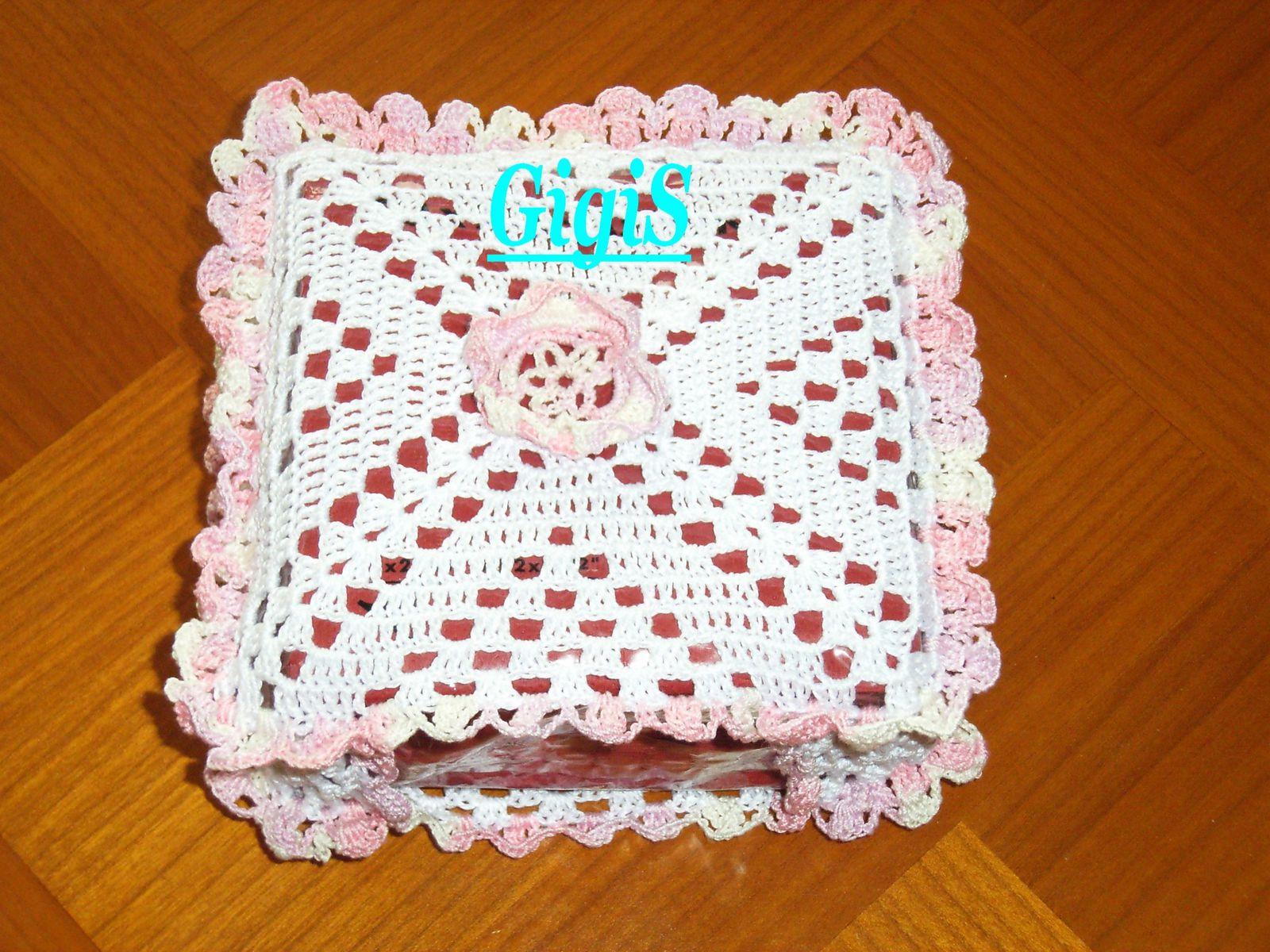 accessoires au crochet - Le blog de gigiS