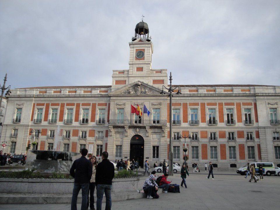 Madrid el retiro n 4 le blog de gabray 31 - El corte ingles puerta del sol ...