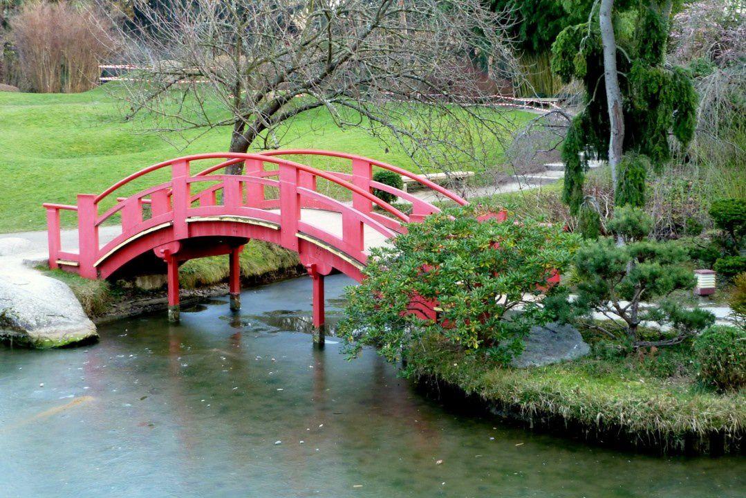 Toulouse le jardin japonais le blog de gabray 31 for Portique de jardin japonais