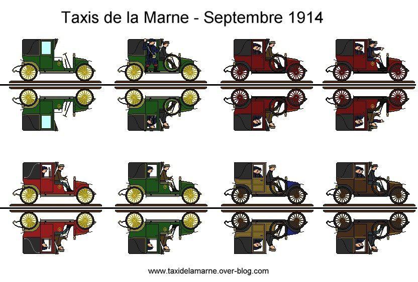 Taxis de la Marne