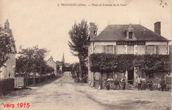 2 veaugues 1910