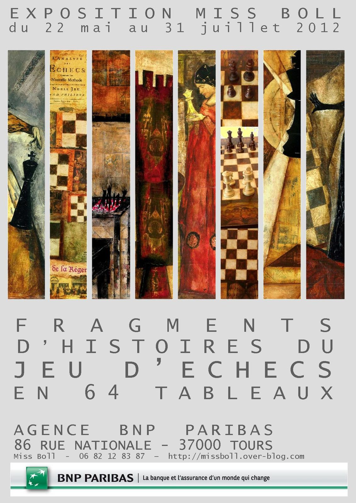 EXPOSITION - Fragments d'Histoires...