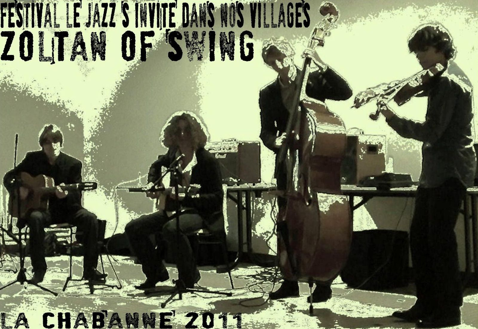 ZOLTAN OF SWING 2 -  2011-2012