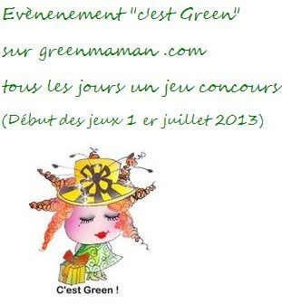 evenement c'est green