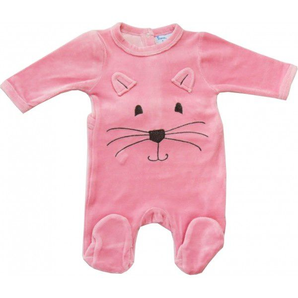 pyjama-premature-fille-velours-rose-chat.jpg