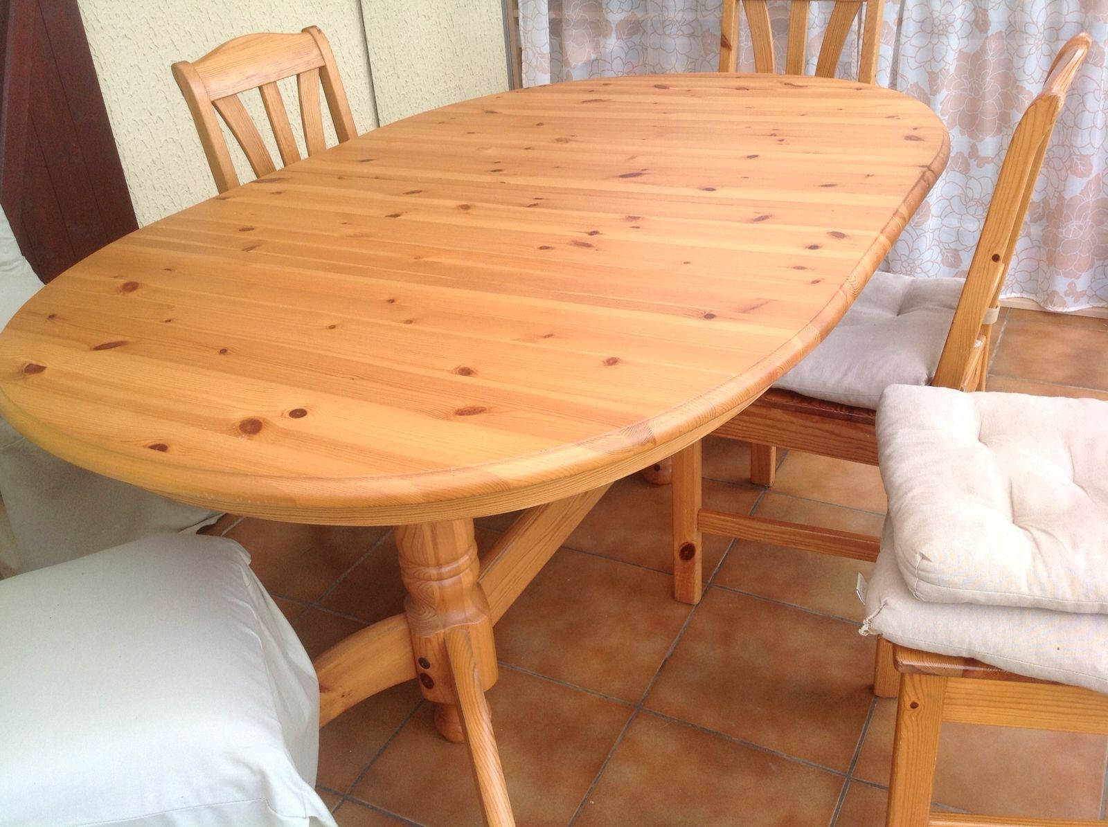 Peindre une table basse ancienne - Photo de table ...