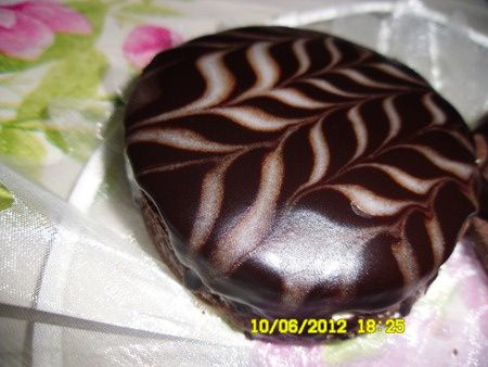 rondelles chocolate mina maz
