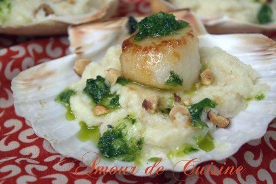 recette de coquilles de saint jacques au celeri rave 039.CR2