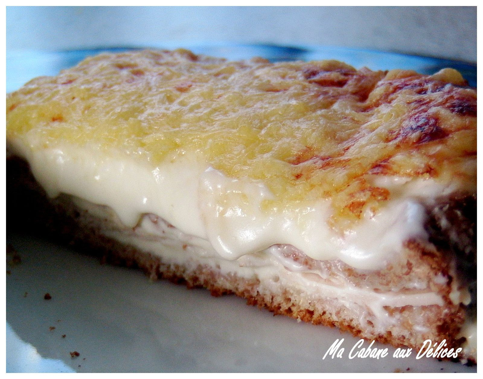 croque monsieur recette onctueuse a la bechamel blogs de. Black Bedroom Furniture Sets. Home Design Ideas