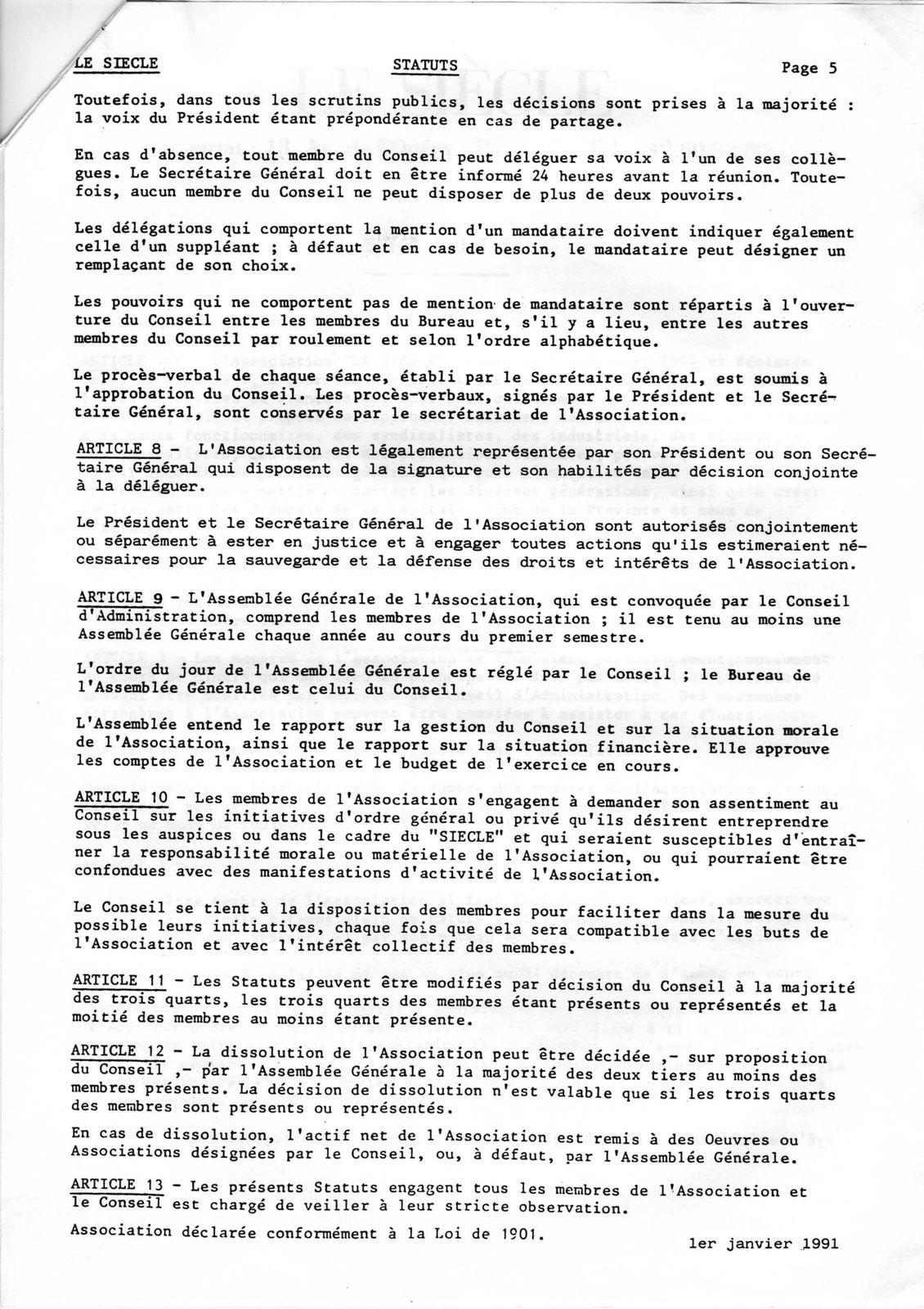 Le Siecle - 002 Page 5