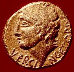 piece de monnaie vercingetorix