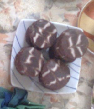 rondelles chocolatees