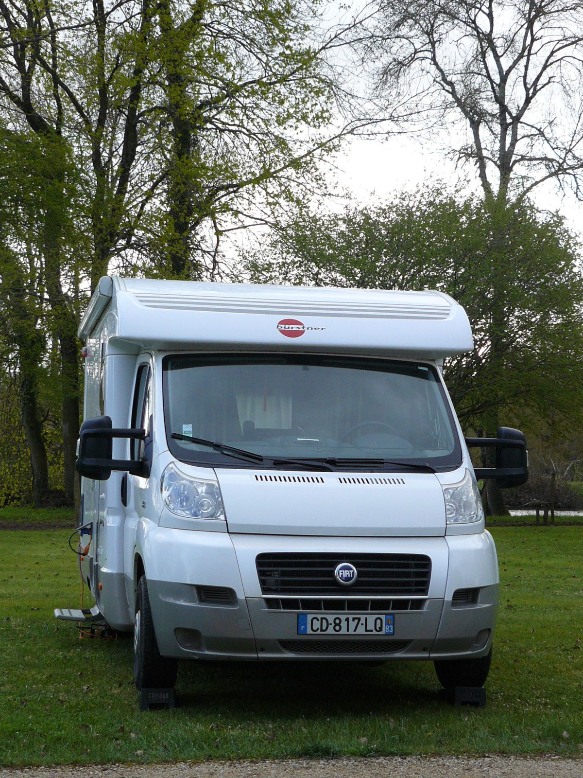 Aire Camping Car Ancelle