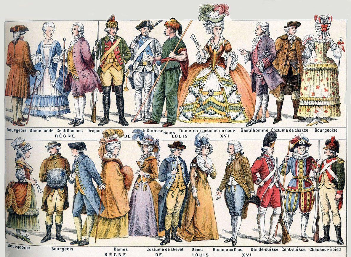 Femmes Années 1700 En La Mode Des 1900 yNOmn0wPv8
