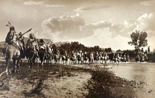 Photos prises entre 1908 1913 lors des expéditions photos organisées par Rodman wanamaker.