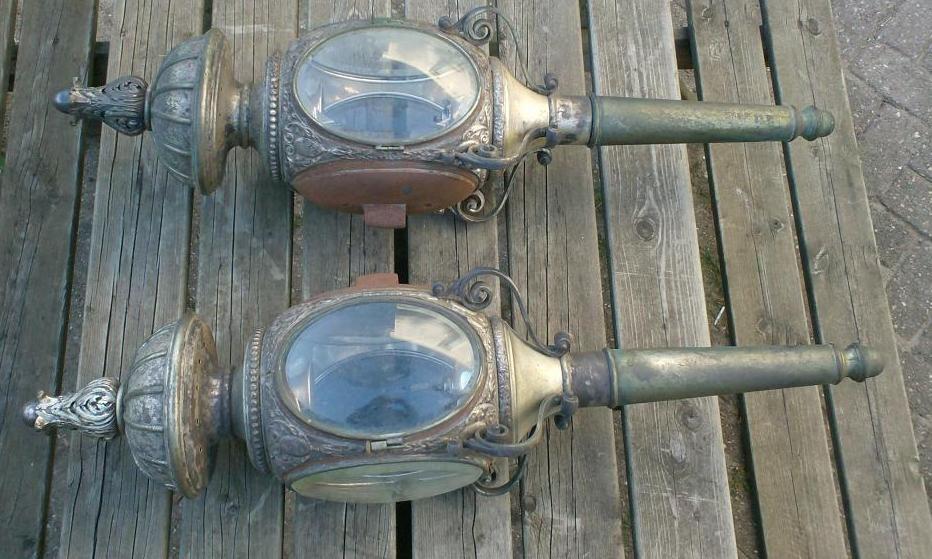 Album en lien avec la série d'articles sur les lanternes