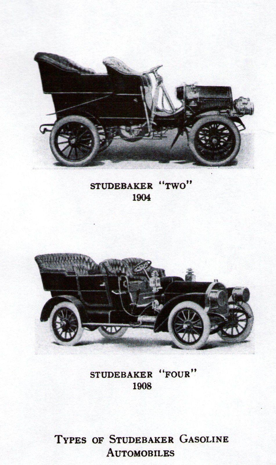 """Photos liées à l'article """"Stuebaker un symbole de l'histoire américaine."""