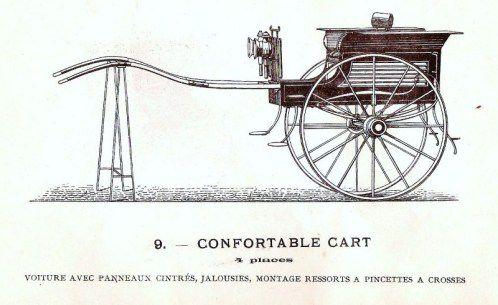 Album en lien avec l'article sur le carrossier Jamet