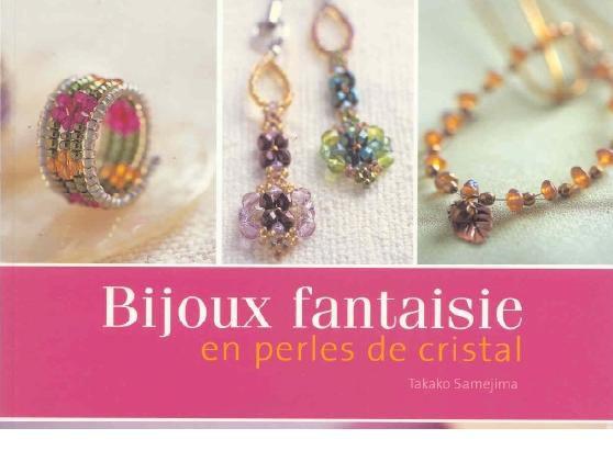 Bijoux fantaisie en perles de cristal