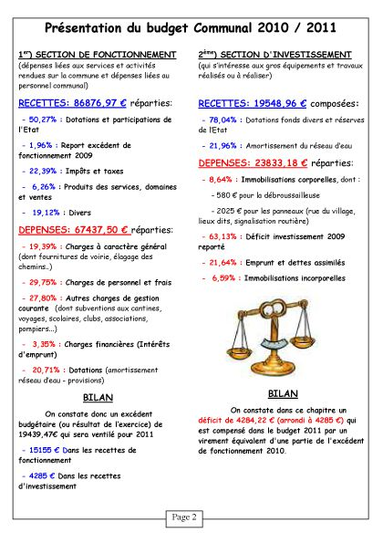 Courcerault infos n°6 p.2