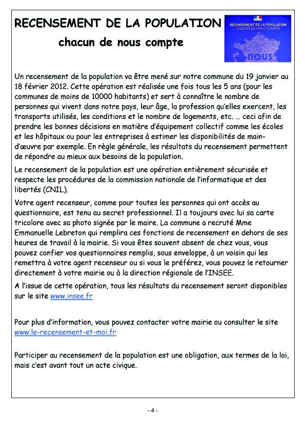 COURCERAULT INFOS N° 7 p4