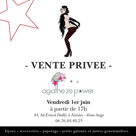 Vente priv e le blog de agathe ze power - Vente privee retour article ...