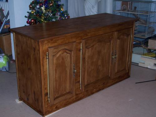 partie bricolage le meuble le blog de pierre r cifal. Black Bedroom Furniture Sets. Home Design Ideas