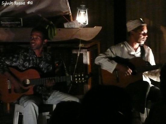 Mikidache et Maalesh en concert