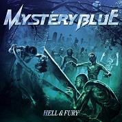 MYSTERY BLUE Cover