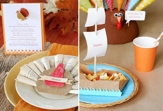 Thanksgiving-Place-Settings product main