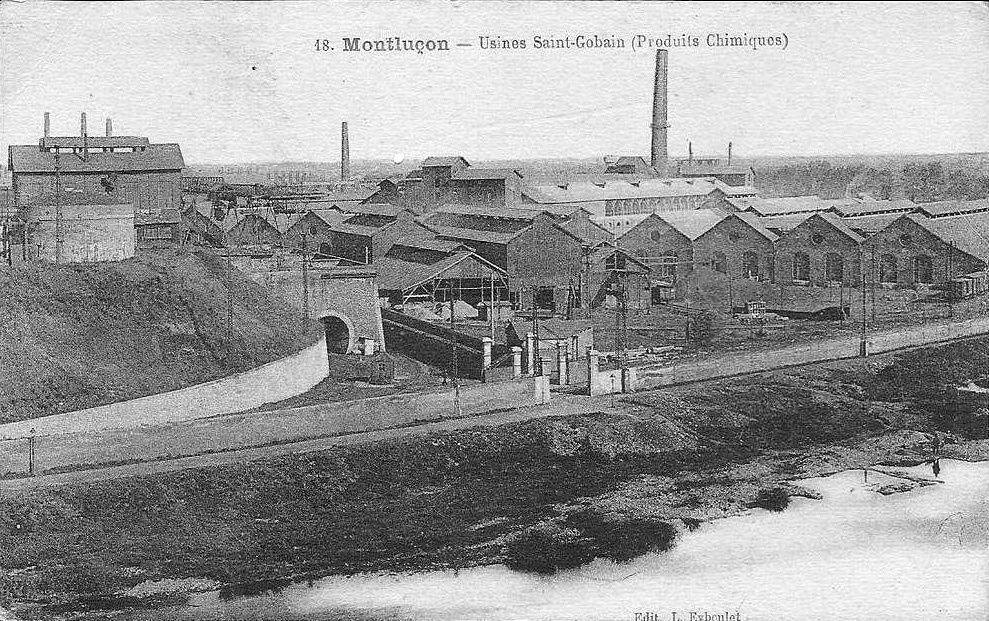 Album - Glacerie de Saint-Gobain, Montluçon