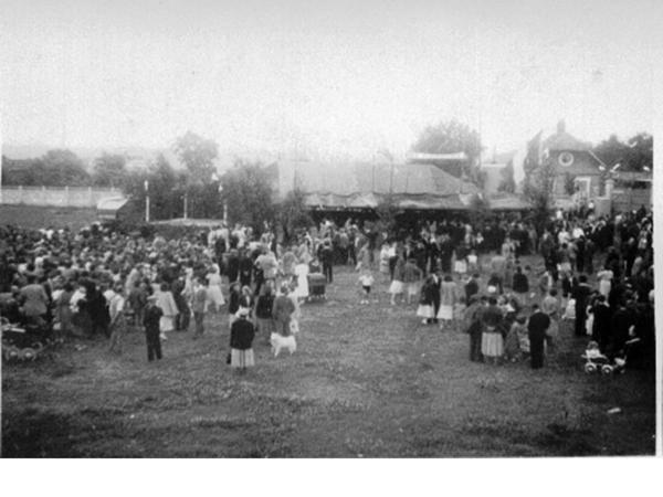 Album - le village de Thourotte (Oise), challenge de l'Archerie, fête des prisonniers