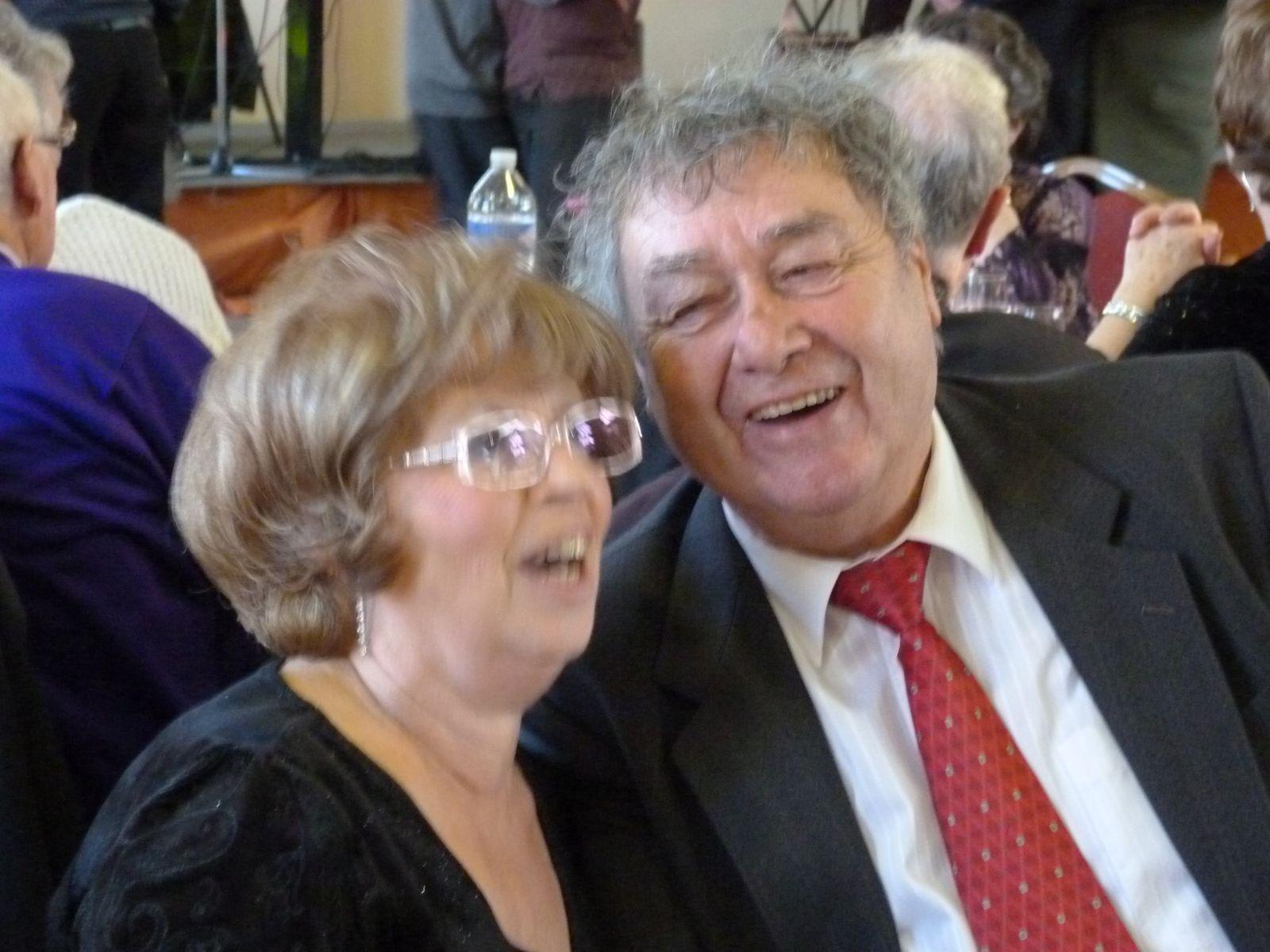 Album - Chantereine, l'Amicale des retraités de Chantereine, repas de fin d'année, 25 novembre 2012 (2éme partie)