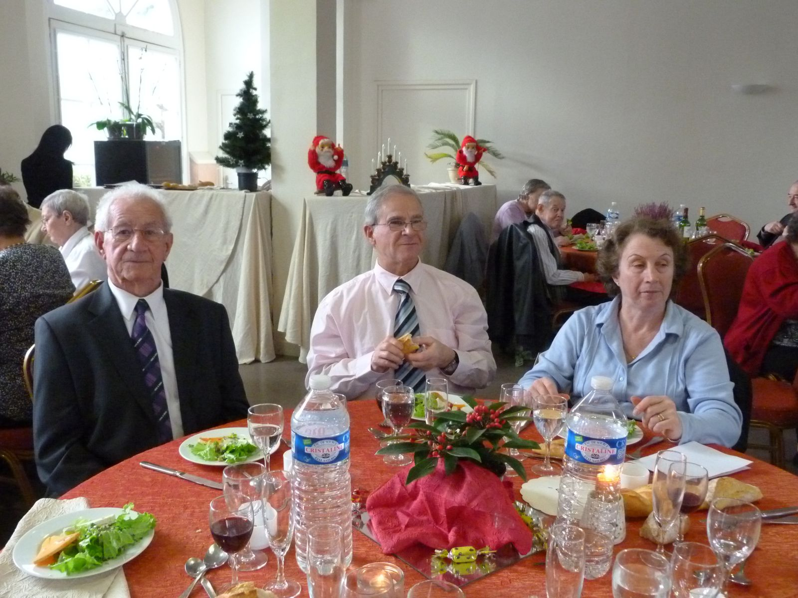 Album - Chantereine, l'Amicale des retraités de Chantereine, repas de fin d'année, 8 décembre 2013, (deuxiéme partie)