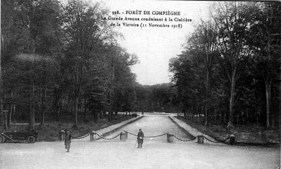 Album - le village de Rethondes, la Clairière de l'Armistice