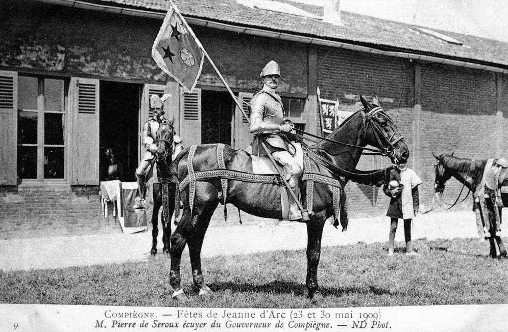 Album - la ville de Compiègne (Oise), les fêtes de Jeanne d'Arc