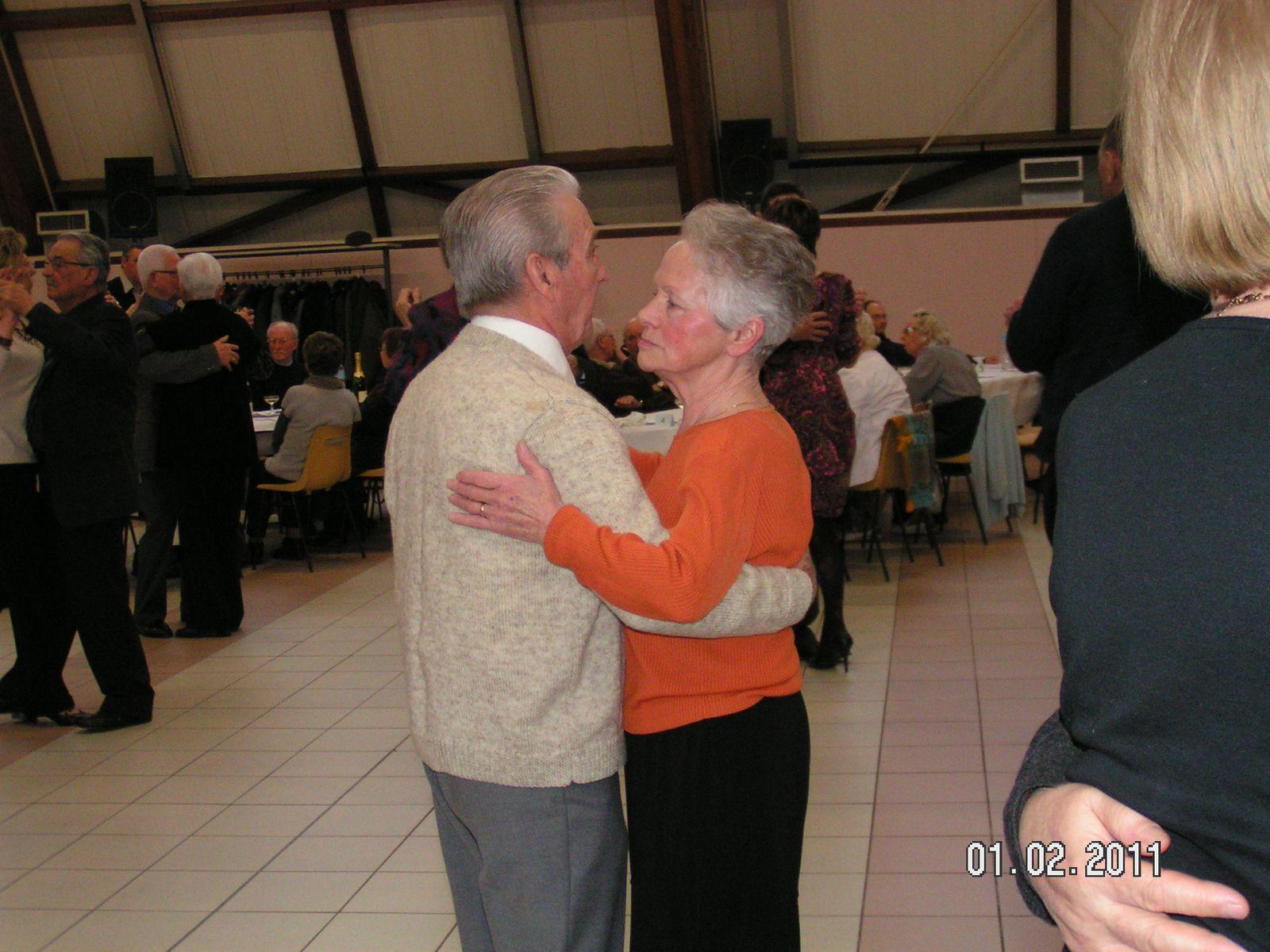 Album - Chantereine, l'Amicale des retraités de Chantereine, la galette des Rois le 1er fevrier 2011
