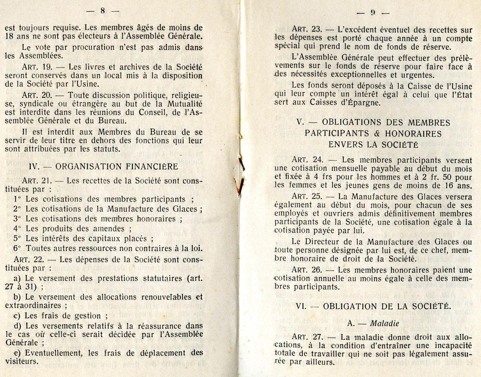 Album - la Glacerie de Saint-Gobain (Aisne), ( 01 )