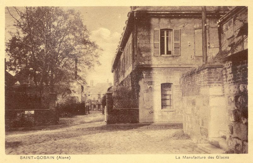Album - la Glacerie de Saint-Gobain (Aisne), (04)