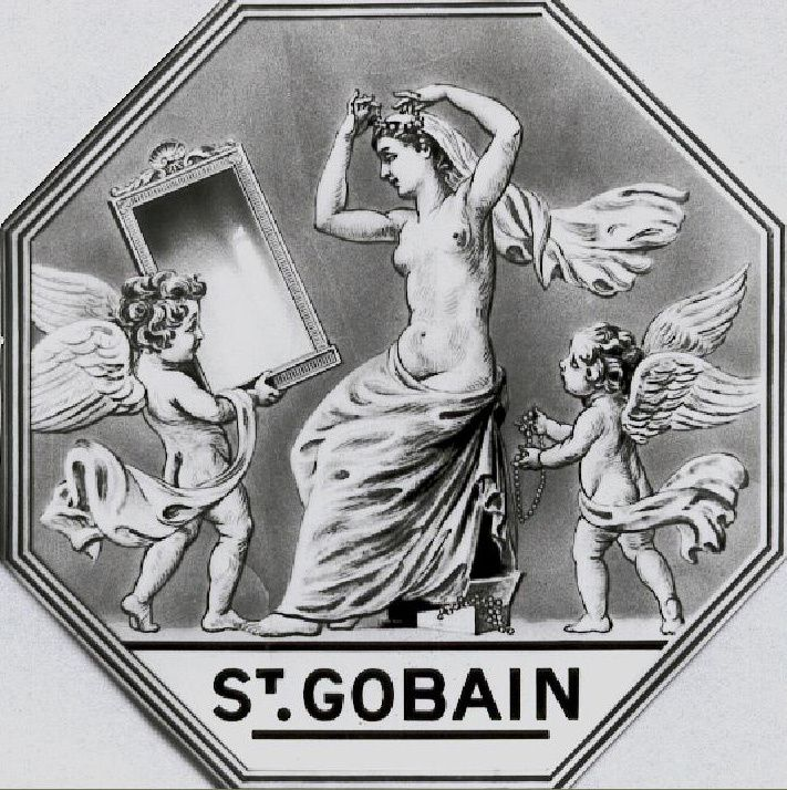 Album - groupe Saint-Gobain, la direction de la Manufacture Royale des Glaces de Saint-Gobain de 1695 à 2007