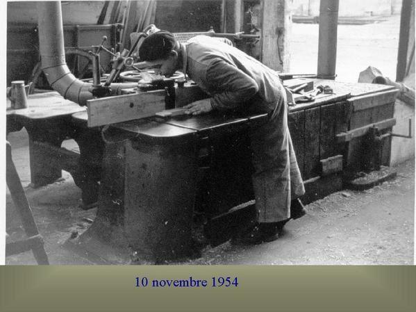 Album - Chantereine, l'atelier, la menuiserie