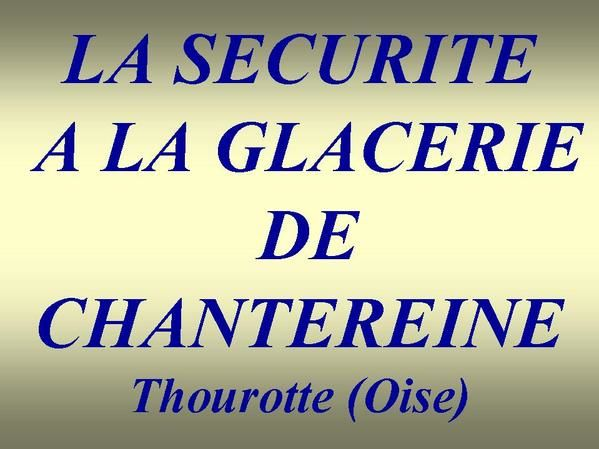 Album - Chantereine, la securité et la prévention