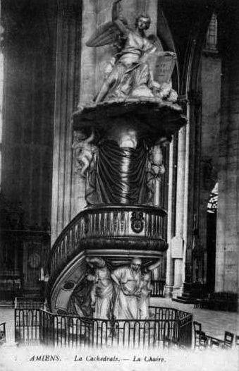 Album - la ville d'Amiens (Somme), la cathédrale et diverses photos