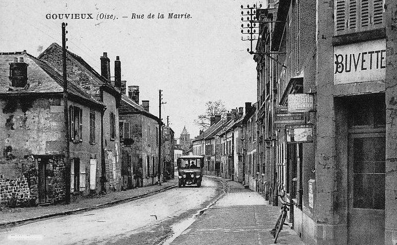 Album - la ville de Gouvieux (Oise), les places, les rues, les commerces