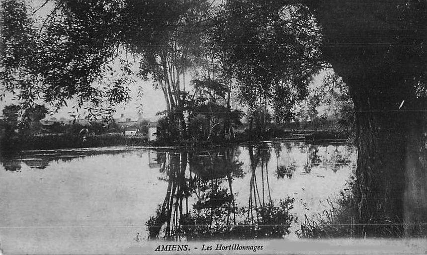 Album - la ville d'Amiens (Somme), les hortillonages