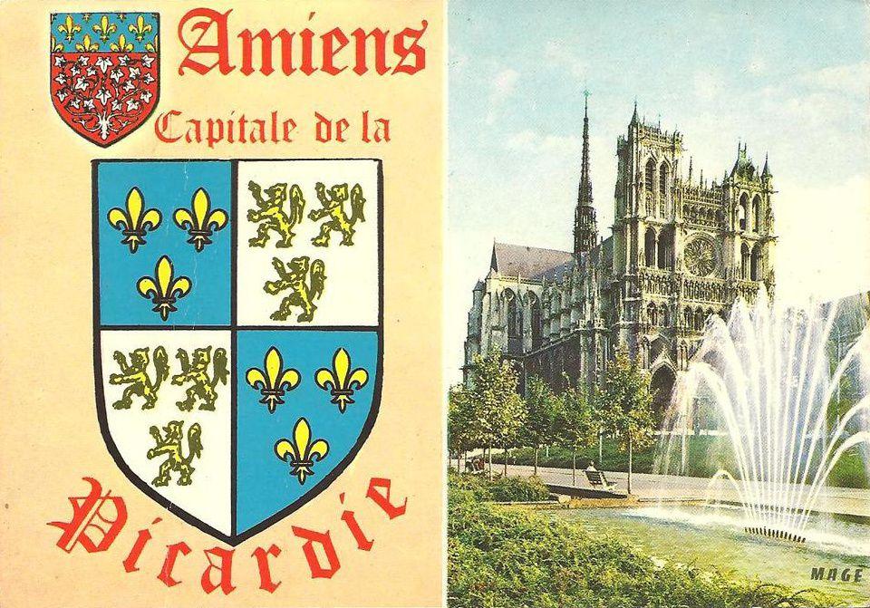 Album - la ville d'Amiens (Somme), les rues